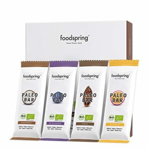 foodspring Barre Paleo Pack de 12 (Mix)