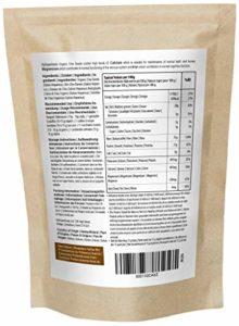 Graines de chia biologique (500 grammes), MySuperFoods, riches en nutriments, riches en acides gras, certifiées biologiques, minuscules mais puissantes, excellente option pour une alimentation saine