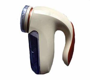 HOPPY Lint Remover Clothes – Rasoir en tissu rechargeable à hauteur de rasoir ajustable, Rasoir électrique portable, Rasoir anti-peluche pour peluche Fuzz Bobbles sur tous les rideaux Tissus Tapis