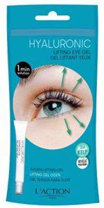 L'Action Paris Eye Lifting Gel avec acide hyaluronique pour les yeux fatigués | Produits anti-rides pour la peau