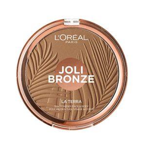 L'Oréal Paris Terra Joli Bronze Poudre 01 Portofino Leggero