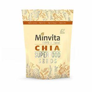 Minvita – Chia Superfood Seeds – 250g