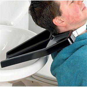 MTBASIIN Mobile Salon Gonflable Bacs pour Shampooing Lavabo à Shampooing Bol de shampooing de Cheveux Portable Lavage Plateau pour La lessive Cheveux dans Lit Accueil désactivé Aîné Grossesse Patient