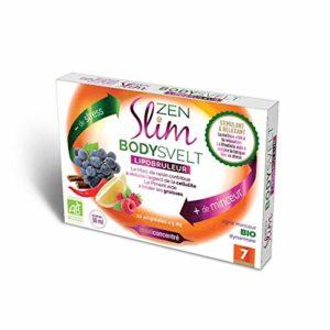 Natavéa Zen & Slim BodySvelt n°7 Bio Ampoule Complément Alimentaire Minceur 10 x 5 ml