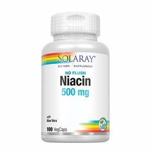 NIACINE (NO rougir) 100CAP