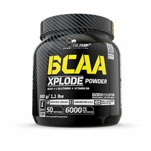 OLIMP SPORT NUTRITION BCAA Xplode Ananas 500 g
