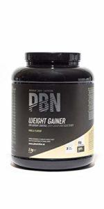 PBN Weight Gainer Vanilla 3kg Jar