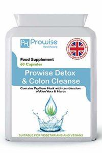 Prowise Colon Cleanse Detox – régime minceur