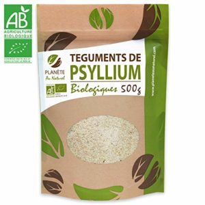 Psyllium Bio (téguments) – 500 gr