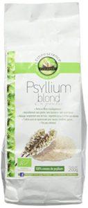Psyllium blond – En poudre – Biologique – 200 gr