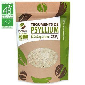 Psyllium Blond Bio AB – 250gr (Téguments)