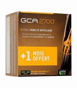 Santé Verte – Confort Articulations GCA 2700 – 3 Mois de traitement – 120 + 60 Comprimés