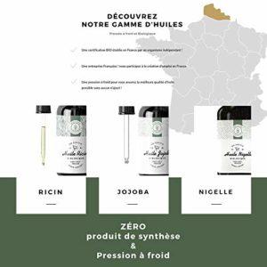 Savon au lait de chèvre frais Bio – Fabrication Française – Peaux ultra sensible type eczémas, psoriasis ou acné – 90g
