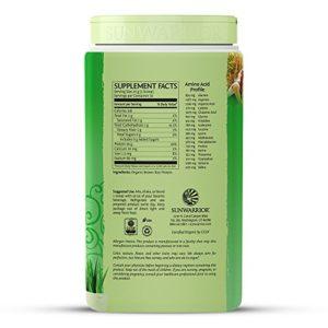 Sunwarrior FID52838 Protéine Classic