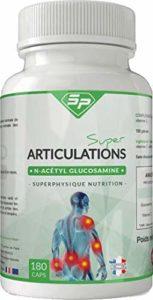 Super Articulations : protection des cartilages articulaires et des articulations (+ de 3 mois d'utilisation, façonné en France).