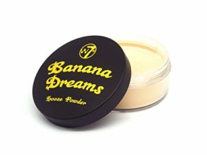 w7 Banana Dreams Loose Face Powder 1er Pack (1 x 20 g)