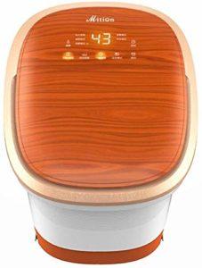 WYBD.Y Bonne qualité Baignoire à Pieds Massage entièrement Automatique Bulle Pied Chauffage électrique Lavage Pied Profond Baril Pied Bain de Pied Bain de Pied
