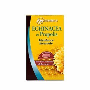 Yves Ponroy Echinacea-Propolis Echinacée 40 Comprimés