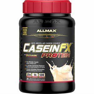 Allmax Casein FX 907g– Vanille