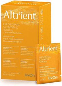 Altrient C – Vitamine C liposomale/Lypo Spheric Vitamine C/ Vitamine C lypo-sphérique- Vitamine C 1000mg