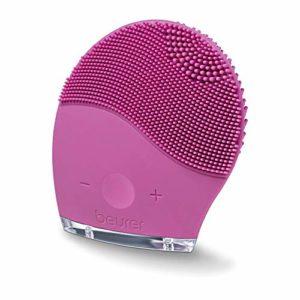 Beurer FC 49 Brosse de toilettage pour le visage et le massage Imperméable à l'eau Convient pour tous les types de peau