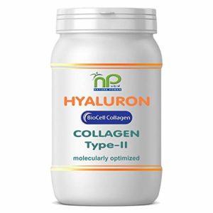 Biocell 60 collagène II capsules d'acide hyaluronique – très concentré formule 1000mg/jour (1×60)