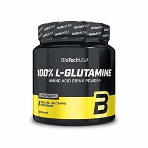 Biotech USA 12013010000 100% L-Glutamine Acide Aminé