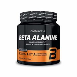 Biotech USA 12029010000 Beta Alanine Powder Énergisant