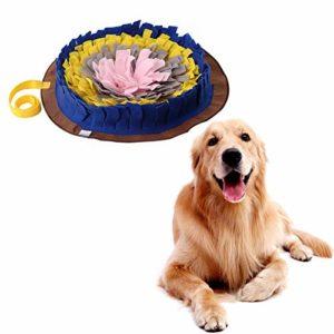 Bloomma Dog Snuffle Tapis dalimentation, Tapis dentraînement, Couverture de Nez