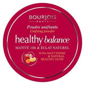 Bourjois Poudre Compacte Unifiante Healthy Balance 52 Vanille 9 g