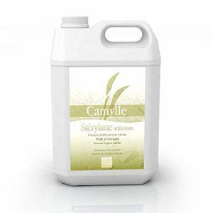 Camylle – Sterylane Solarium prét à l'emploi – Nettoyant et désinfectant de plaques en acryl et banquettes de solarium – 5000ml