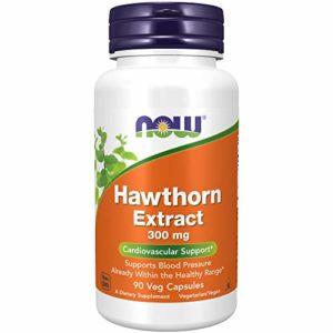 Cardio vasculaire Hawthorn (aubépine)