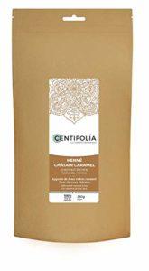 Centifolia – Extraits de Plantes – Henné Châtain Caramel