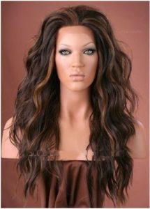 Cheveux vierge Mélange Lot)