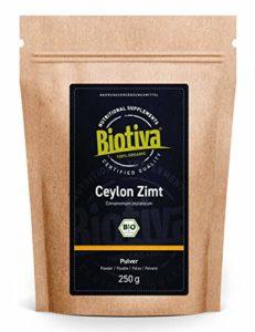 Cinnamon biologique (250g)