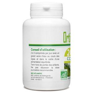 Complément alimentaire Ortie Bio – 200 comprimés