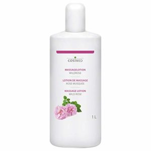 cosiMed Massagelotion Wildrose, 5 l, Massage Lotion