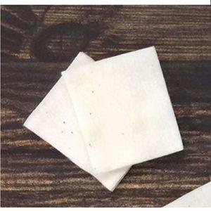Cotton labo puff lingettes en coton biologique taille m (lot de 200)