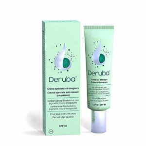 DERUBA Crème Spéciale Anti-rougeurs – 30ml Couperose – SPF50