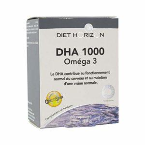 DHA 1000 – 60 capsules