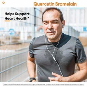 Doctor's Best – Quercetin Bromelain – 180 Capsules