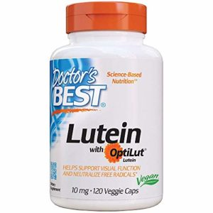 Doctor's Best, Best Luteine, 120 Capsules végétales