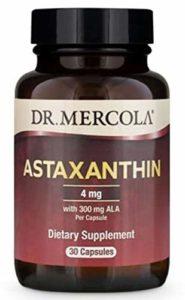 Dr. Mercola, Astaxanthine, 30 Capsules