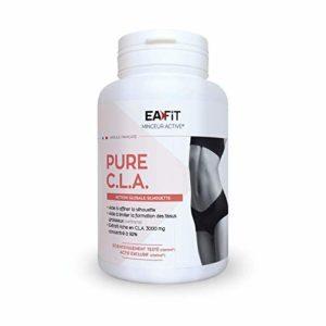 EAFIT Pure Cla Brûleurs de Graisse 90 Gélules