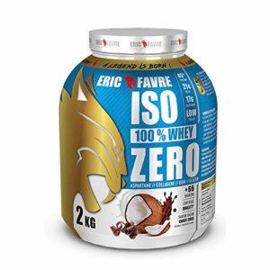 Eric Favre Iso 100% Whey Zero 2 kg – Choco-Coco