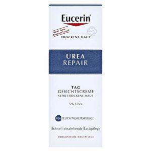 Eucerin UreaRepair Crème pour le visage 5% jour, peau très sèche, 50 ml