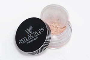 Finisher/Highlighter Poudre Make Up/Glimmer & Shiny/pour tous les types de peau de Reflectives