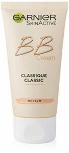 Garnier – SkinActive – BB Crème La Classique Medium – Soin Miracle perfecteur 5-en-1