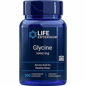 Glycine 1000 mg 100 vegetarian capsules