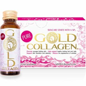 Gold Collagen – 10 x 50ml Bouteilles